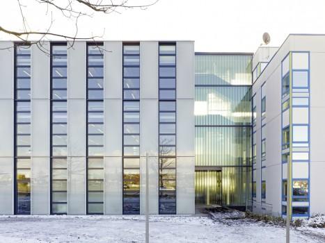 schneider + schumacher, Bürogebäude Hager, Blieskastel